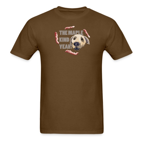 dogmaple4 - Men's T-Shirt