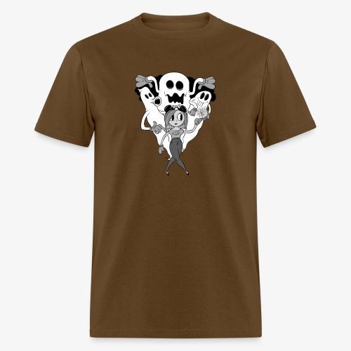 Samantics- Not Haunted - Men's T-Shirt