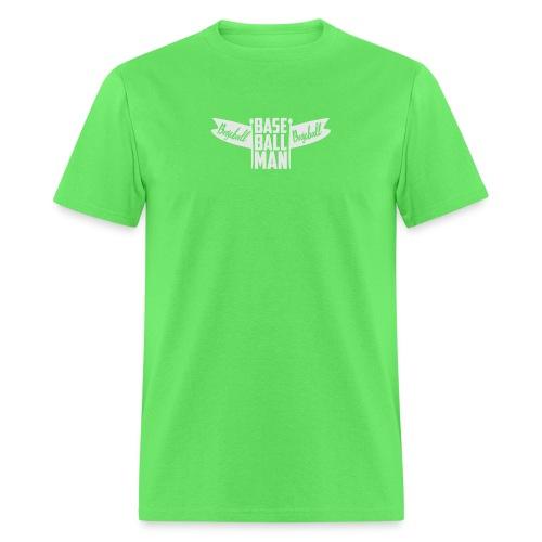 Baseball Man - Men's T-Shirt