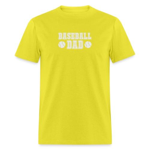 Baseball dad - Men's T-Shirt