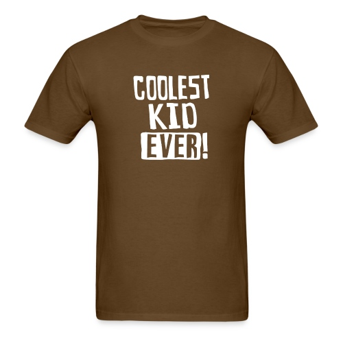 Coolest kid ever - Men's T-Shirt