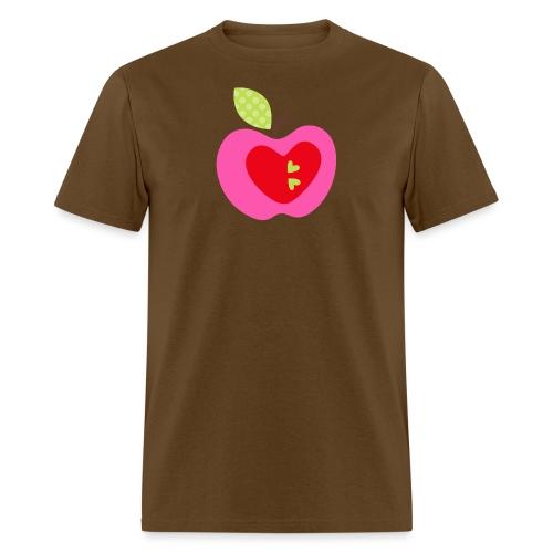appleofmyeye 02 png - Men's T-Shirt