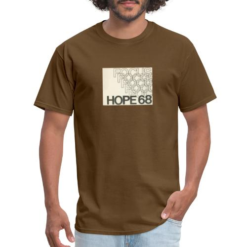 Vintage Focus: HOPE Logo - Men's T-Shirt