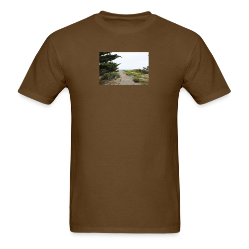 Main Disc InfoSec - Men's T-Shirt