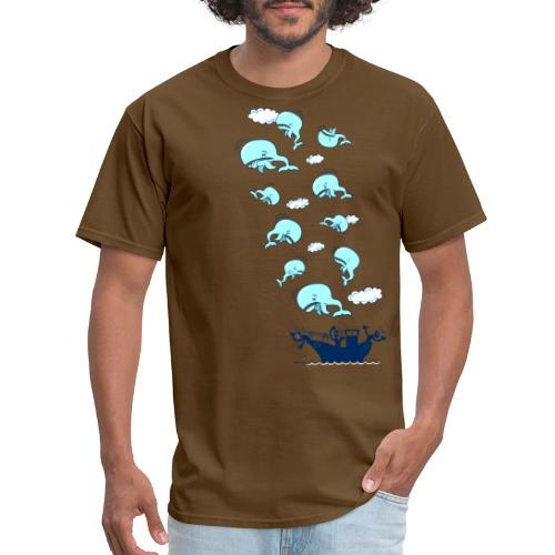 Where have the Whales Gone? - Men's T-Shirt