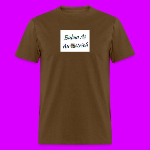Long and Slender Ostrich Beater - Men's T-Shirt