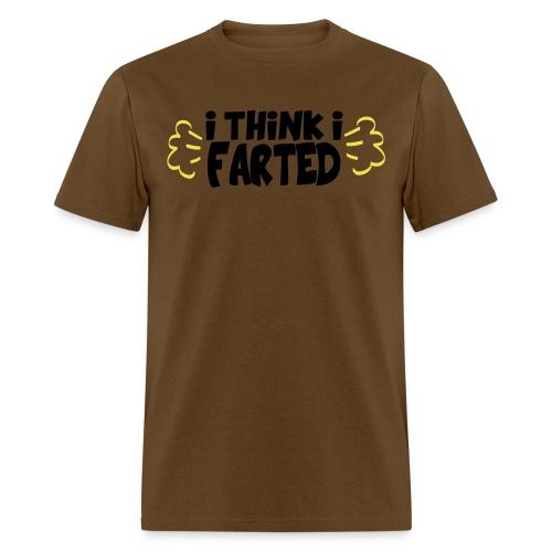 Farted - Men's T-Shirt