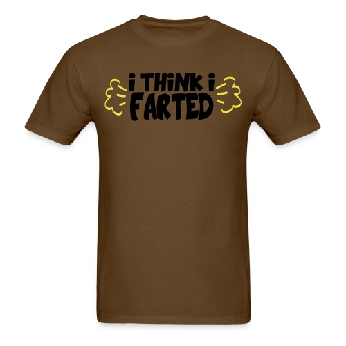 Farted - Men's T-Shirt
