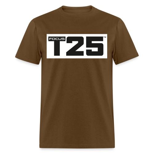 T25 logo hi res jpg - Men's T-Shirt