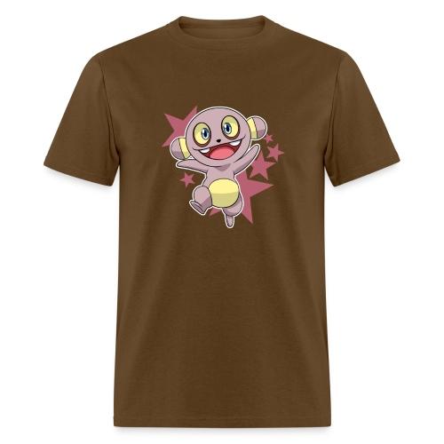 buttfaceshirt0011 png - Men's T-Shirt