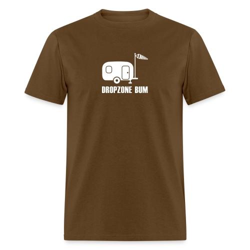Dropzone Bum - Men's T-Shirt