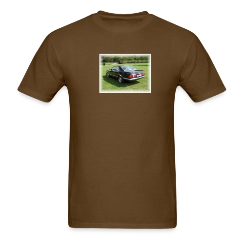 jonas yim moberg 1984 500sec euro goth - Men's T-Shirt