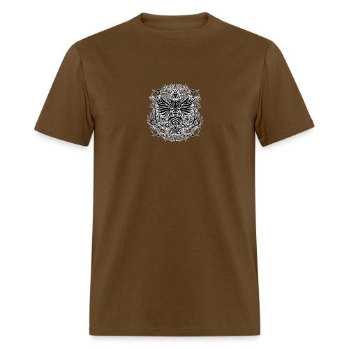 Tribal Owl - Men's T-Shirt