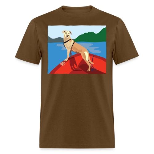 Captain Fourlegs - Men's T-Shirt