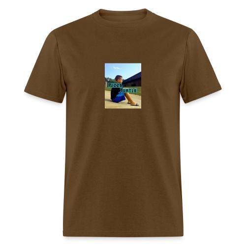 PizTurt 0820 - Men's T-Shirt