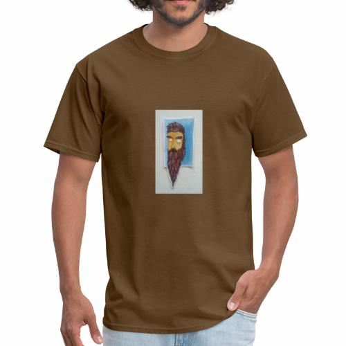 Timber man growing - Men's T-Shirt