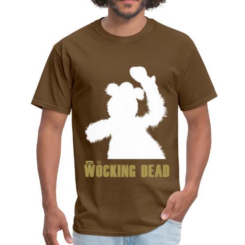 Wocking Dead Shirt - Men's T-Shirt