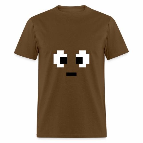 Face Logo Derpish - Men's T-Shirt