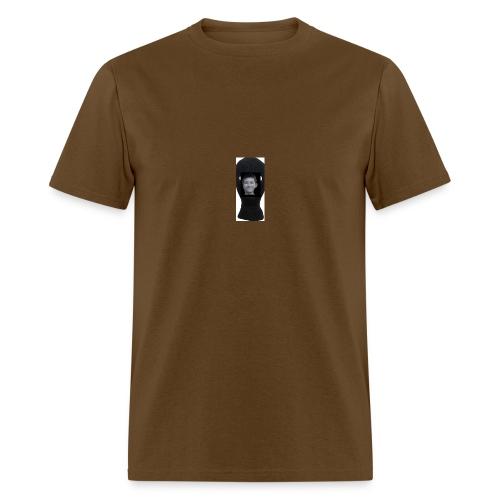 Alan in a ski mask! - Men's T-Shirt