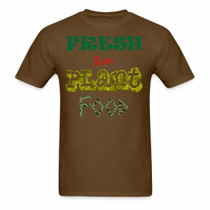 Fresh Live Plant Food - Men's T-Shirt