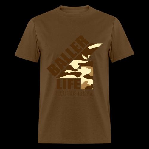 B4LCAMObrown - Men's T-Shirt