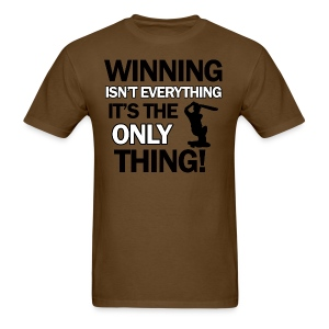 cricket wining tee - Men's T-Shirt