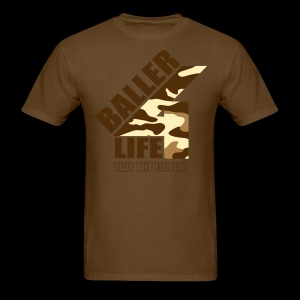 B4LCAMObrown - Men's T-Shirt