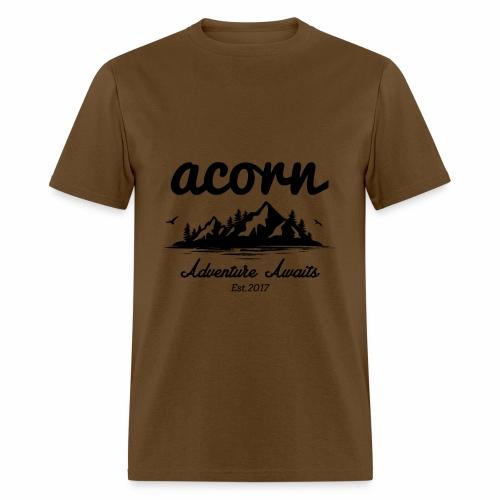 Adventure Awaits - Men's T-Shirt