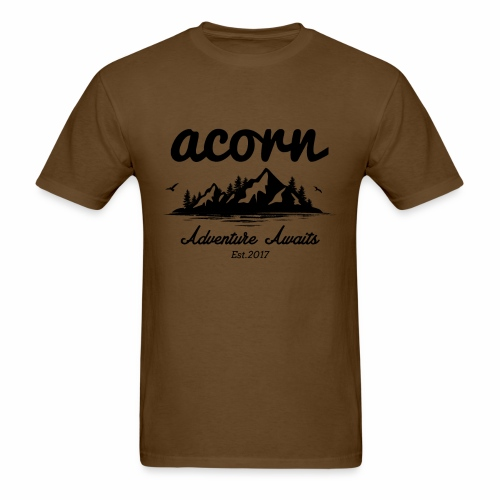 Adventure Awaits - Men's T-Shirt
