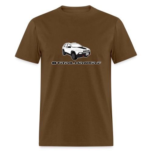 REPRESENTING TrailhawfAF! - Men's T-Shirt