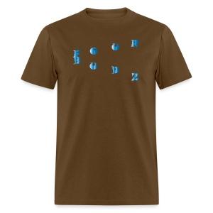 blue gradient 1 - Men's T-Shirt