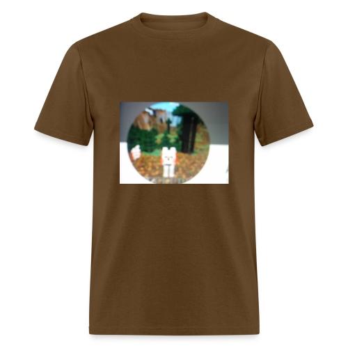 Wolf dog t-shirt - Men's T-Shirt