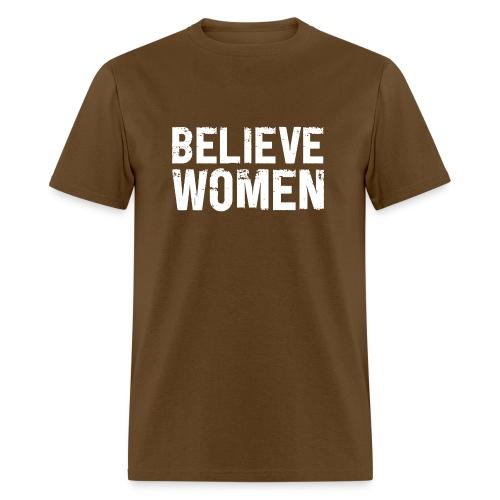 Believe Women T SHIRT - Men's T-Shirt