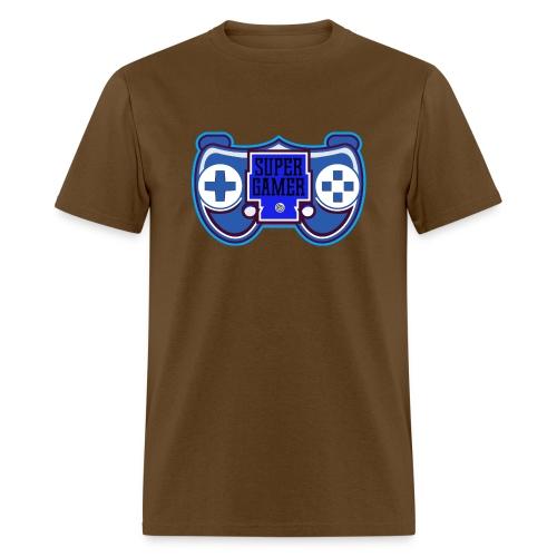supergamer - Men's T-Shirt