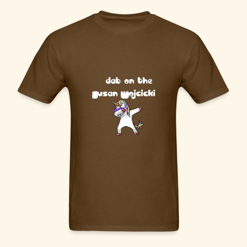 dab on the Susan Wojcicki - Men's T-Shirt