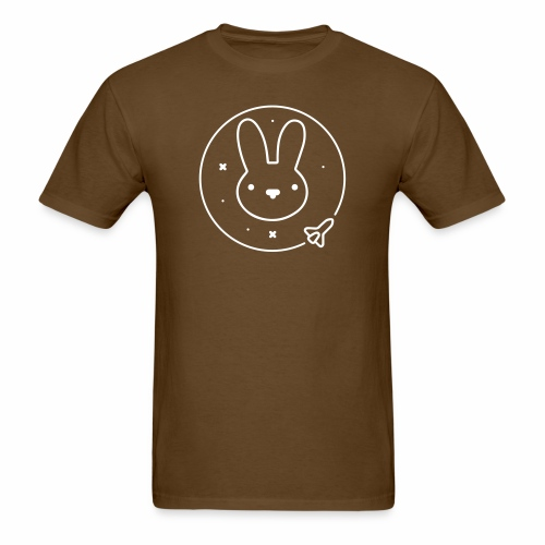Space Bunny - To Venus And Beyond - Men's T-Shirt