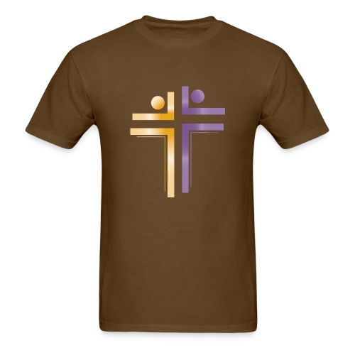 Deliverance International Logo - Men's T-Shirt