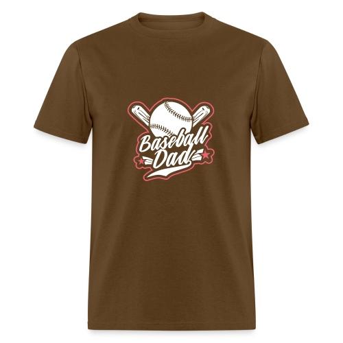 baseballdad 4 - Men's T-Shirt