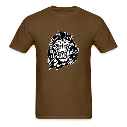 DP Branded-Lion - Men's T-Shirt