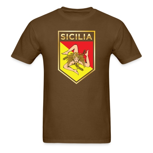 Sicilan Shield 05 SPS - Men's T-Shirt
