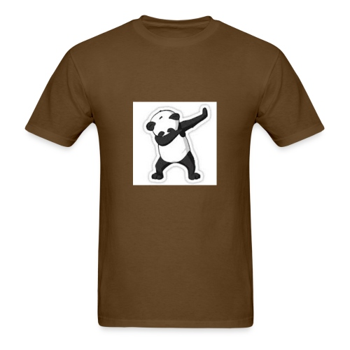 dabbing panda - Men's T-Shirt