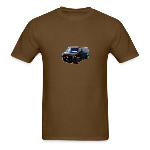 The A-Team van - Men's T-Shirt