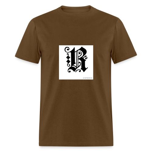 Faze rug R shirt old english - Men's T-Shirt
