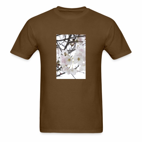 White Blossom - Men's T-Shirt