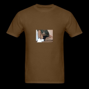 self modeled - Men's T-Shirt