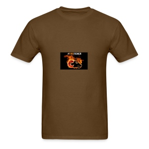 Fire_Fisher - Men's T-Shirt