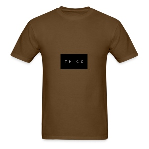 T H I C C T-shirts,hoodies,mugs etc. - Men's T-Shirt