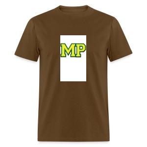 Mp Matthew playz logo long sleeve - Men's T-Shirt