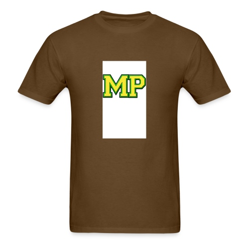 Mp Matthew playz logo long sleeve - Men's T-Shirt