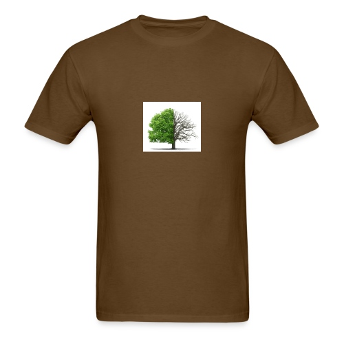 dead tree 1 - Men's T-Shirt